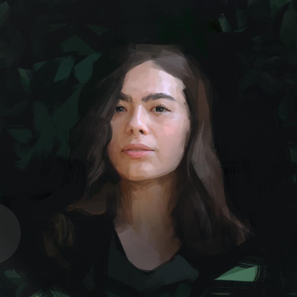 Шахина Бахрамова